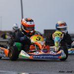 Grupo Aleix patrocinador del germans Fontecha al karting