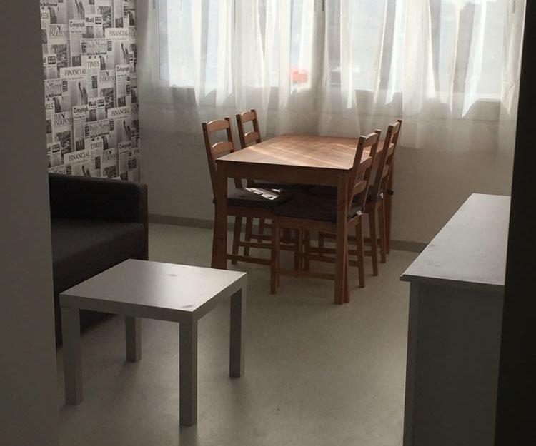 Studio in the Eixample