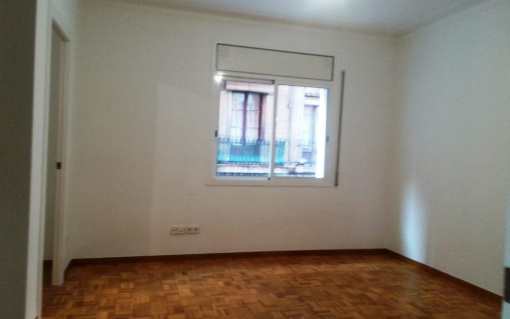 Piso de 2 habitaciones en Sant Gervasi